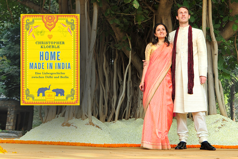 Christopher Kloeble Home made in India
